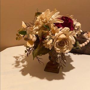 Floral arrangement!